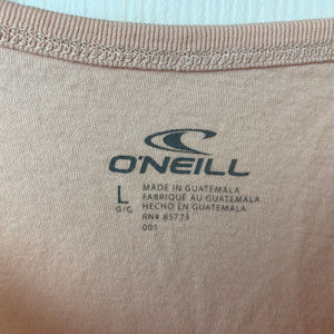 O'Neill Tops - O'Neill Pink Pineapple Tank Top. Large